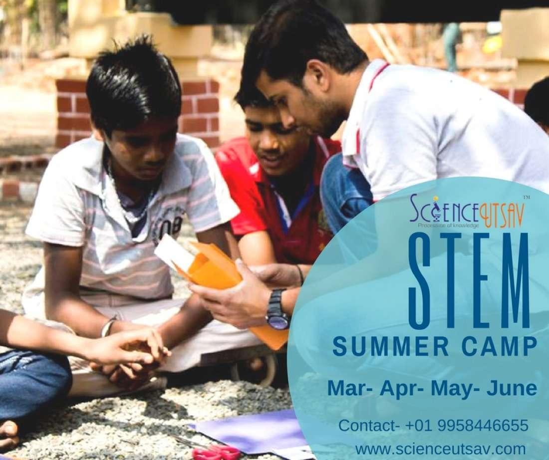 STEM Science Summer camp in Koramangala Bengaluru