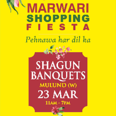 Marwari Shopping Fiest