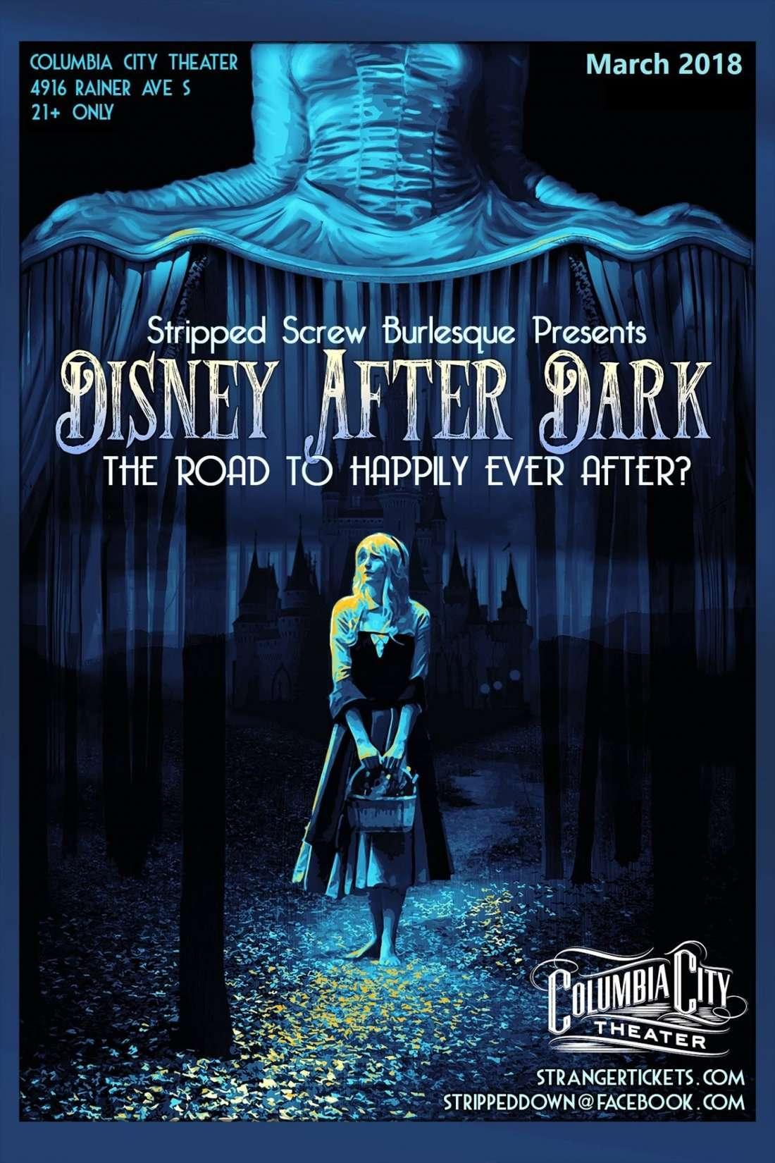 Stripped Screw presents Disney After Dark & Walts Dungeon