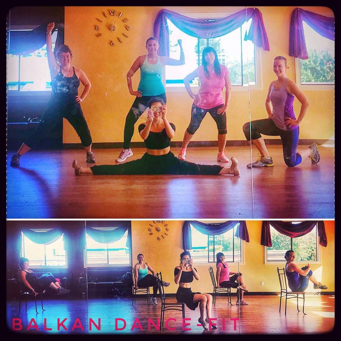 Dance and Get Fit