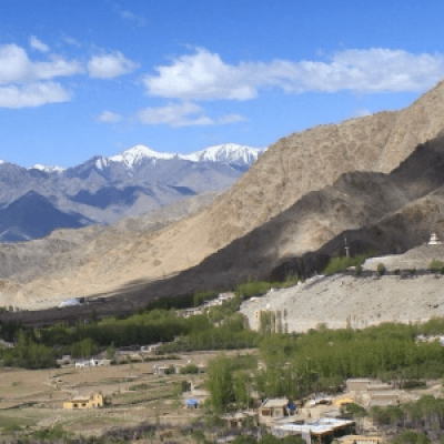 Excursion To Spiti Valley