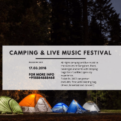 Fusion Sky - Music &amp Camping