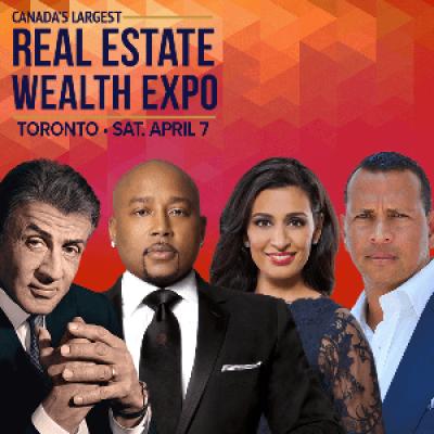 Real Estate Wealth Expo  Toronto