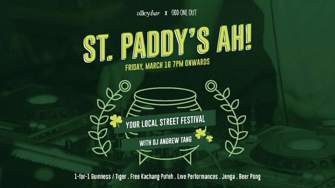 St Paddys Ah Local Street Festival