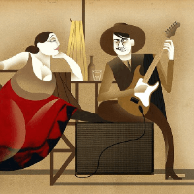 Socialising Lunche with Fado The Portuguese Folk Song
