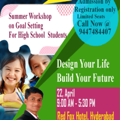 Life Changing Goal Setting Workshop For High School Students