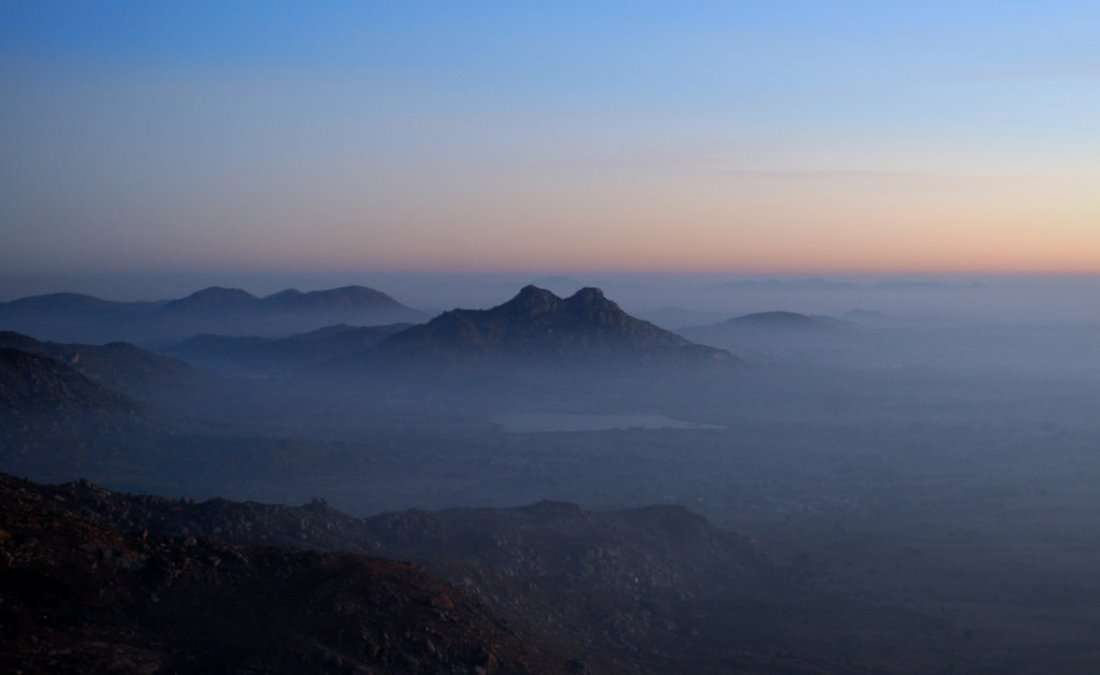 Skandagiri Sunrise Trek - With Night trek