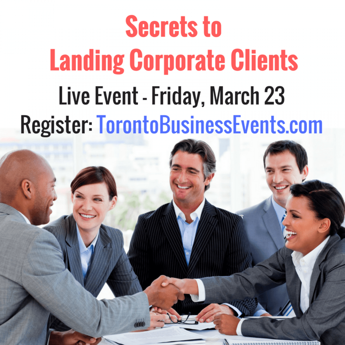 Secrets to Landing Corporate Clients