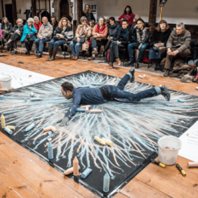 DRAWin 2018  Two Day International Festival of Live Drawing Performance