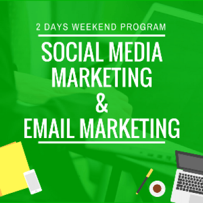 SOCIAL MEDIA &amp EMAIL MARKETING COURSE