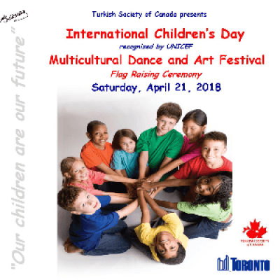INTERNATIONAL CHILDRENs DAY- Multicultural Dance and Art Festival