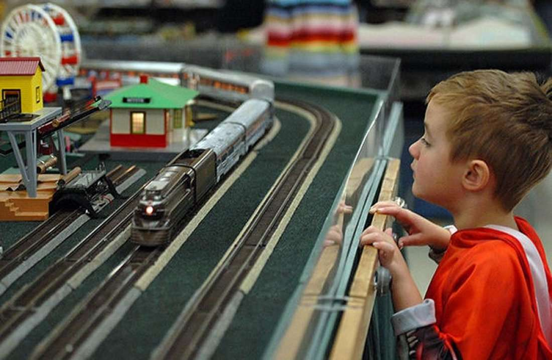 63rd FLORIDA MODEL TRAIN SHOW AND SALE