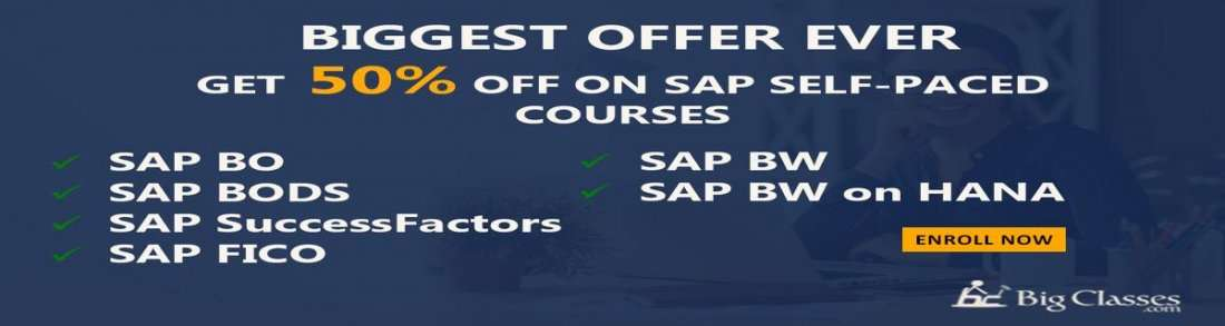 Learn Sap Bo Self Paced Training- Sap Bo Training Videos At Very Low Cost Limited Offer Hurry Up