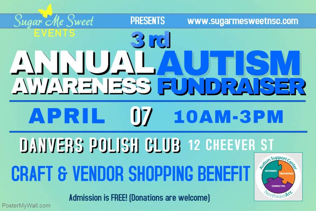 3rd Annual Autism Awareness Event