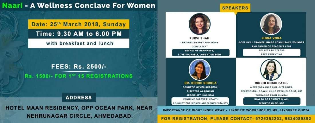 Naari - A Wellness Conclave for Women