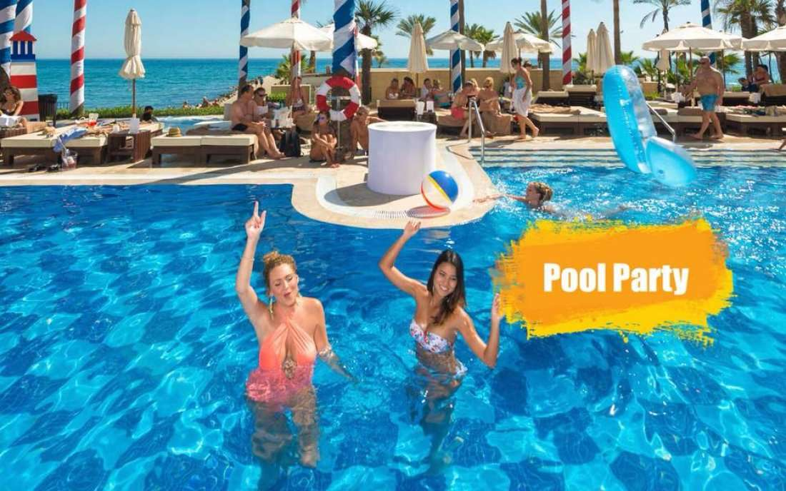 The Biggest Summer Cooldown Pool Party in Greater Noida
