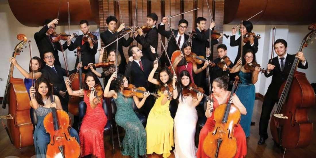 CONCIERTO Grosso Orquesta Filarmnica Juvenil de Cmara