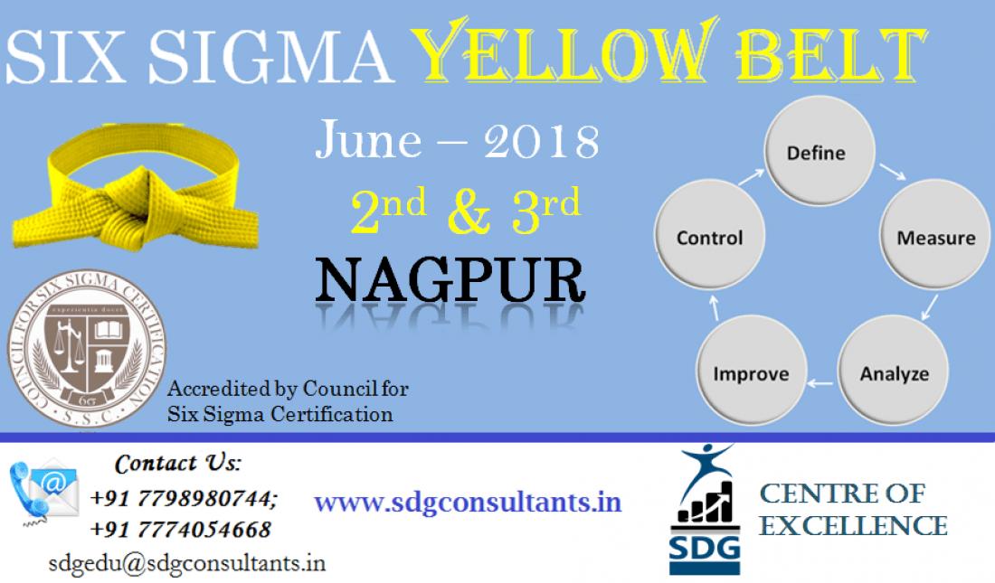 Lean Six Sigma Training Certification At Nagpur Nagpur