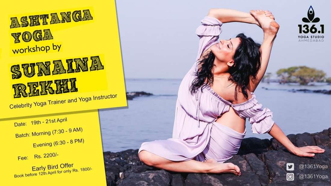 Ashtanga Yoga By Sunaina Rekhi