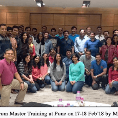 CSM Certification Training In Pune