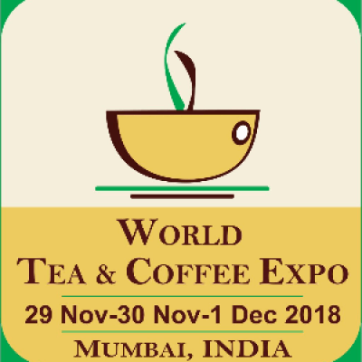 6th WORLD TEA &amp COFFEE EXPO Mumbai INDIA 2018