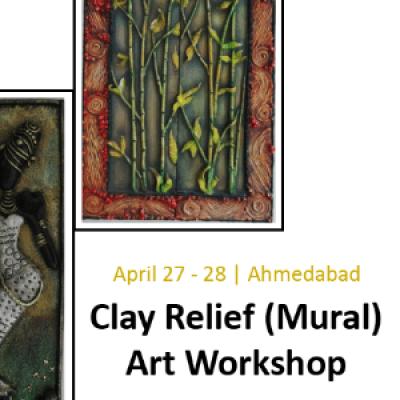 Clay Relief (Mural) Art Workshop