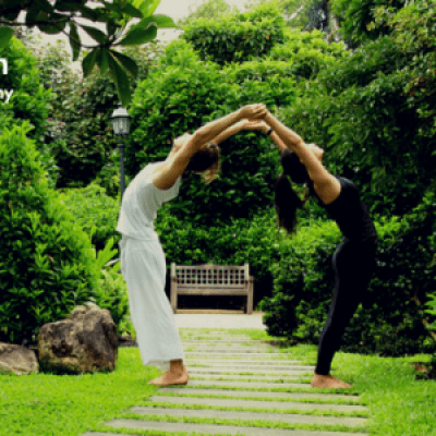 Find Your Yoga Path with Amanda Ling and George Anthony