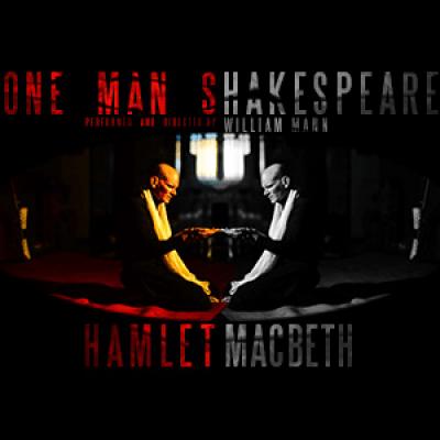 One Man Hamlet and Macbeth