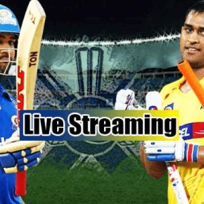 Mumbai vs Chennai Ipl live match screening