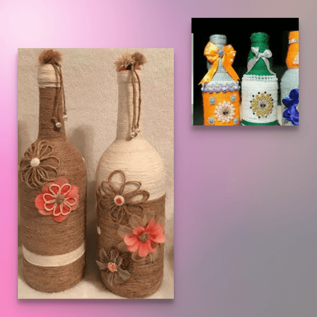 Upcycling waste into wonders