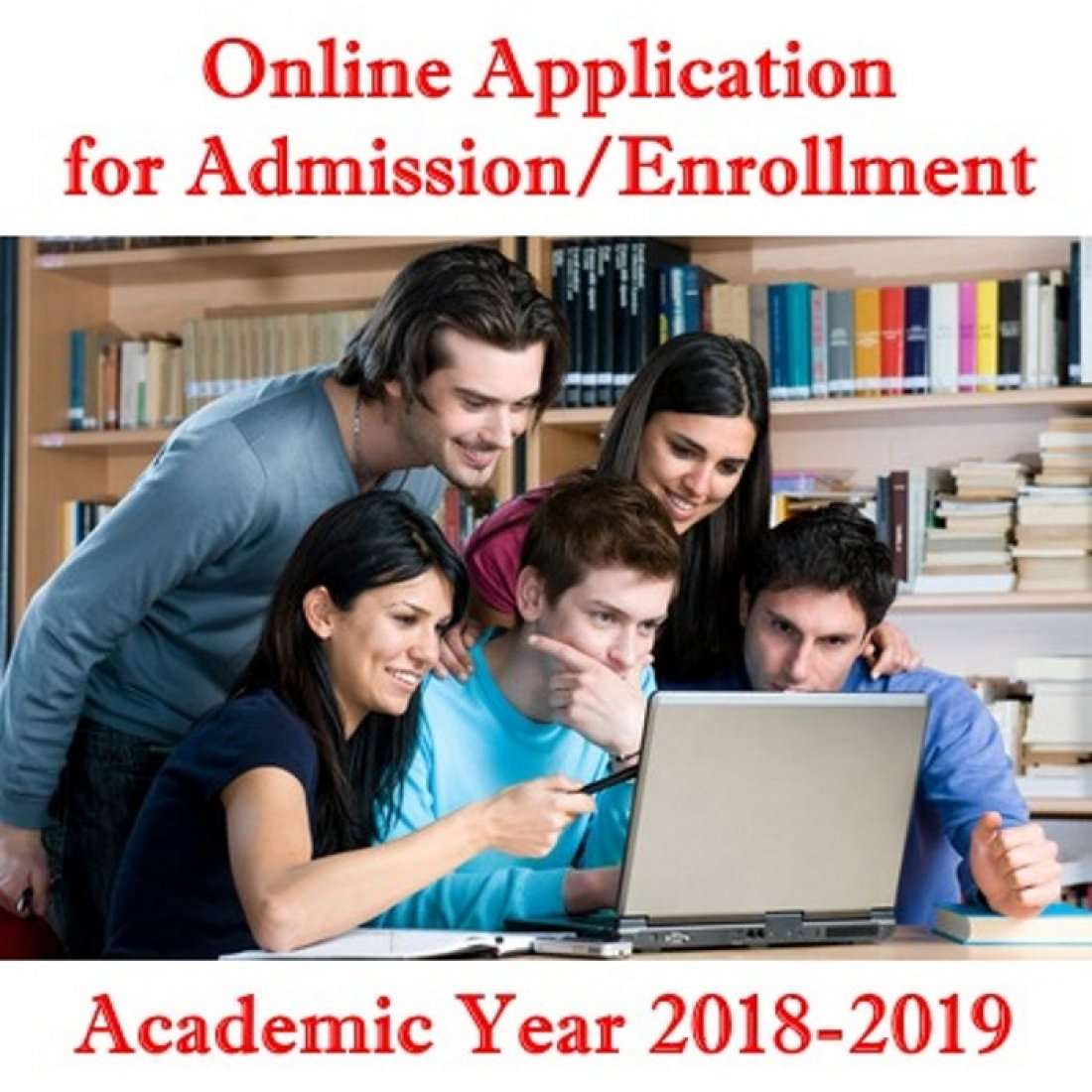Online Application for Admission (2018-2019)