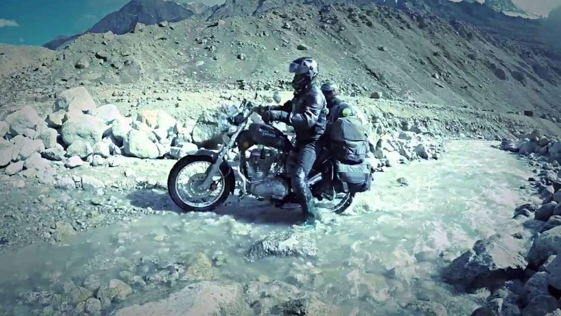 Leh - Manali Bike Expedition