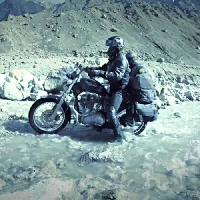 Leh - Manali Bike Expedition