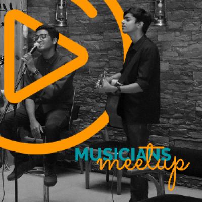Musicians Meetup with Munaf Luhar - Ahmedabad