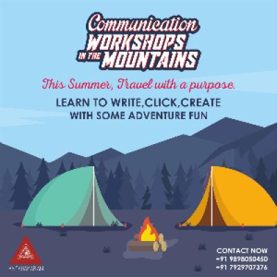 Communication Workshops in Himalayas