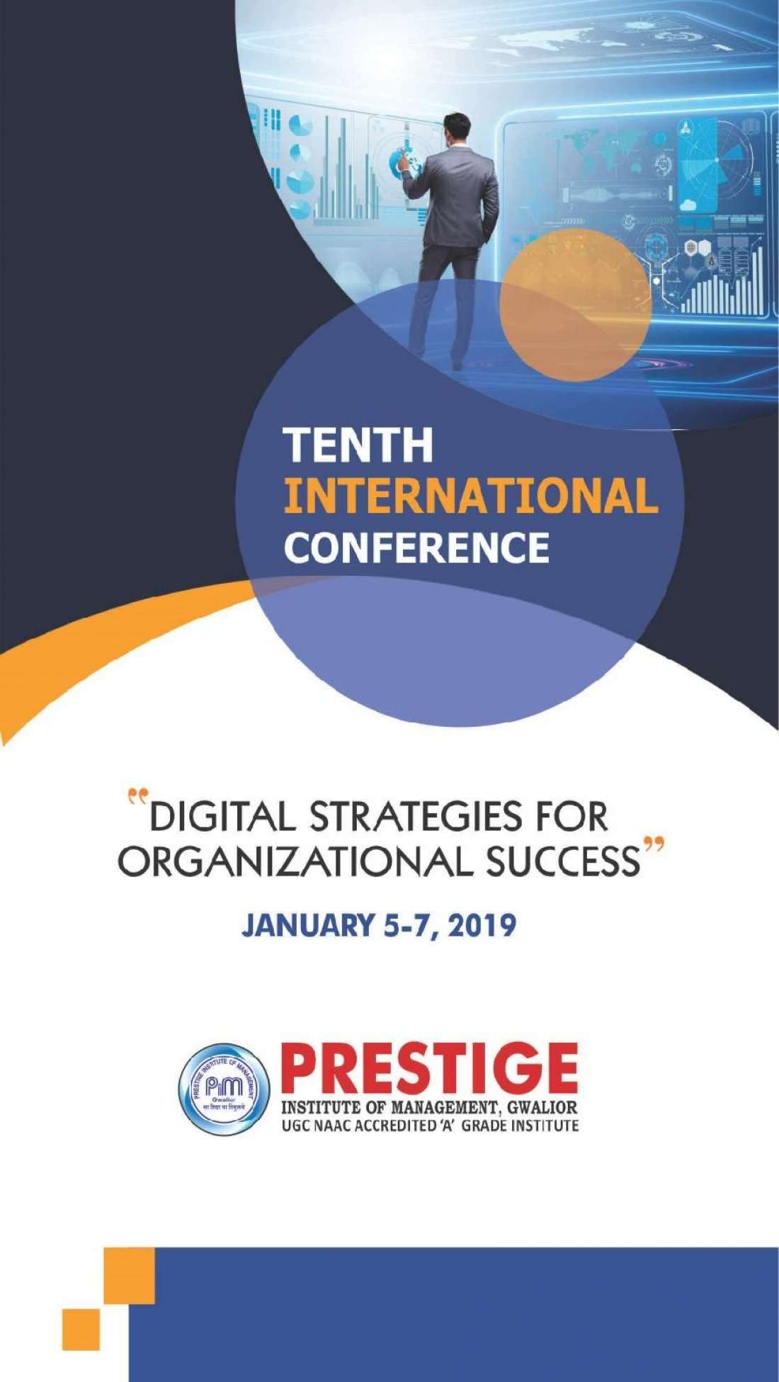 10th International Conference 2019 Digital Strategies for Organizational Success
