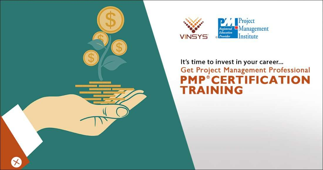 Pmp Certification Training Pmp Certification Training Course In