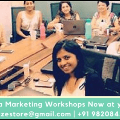 Social Media Marketing Workshop-Mumbai