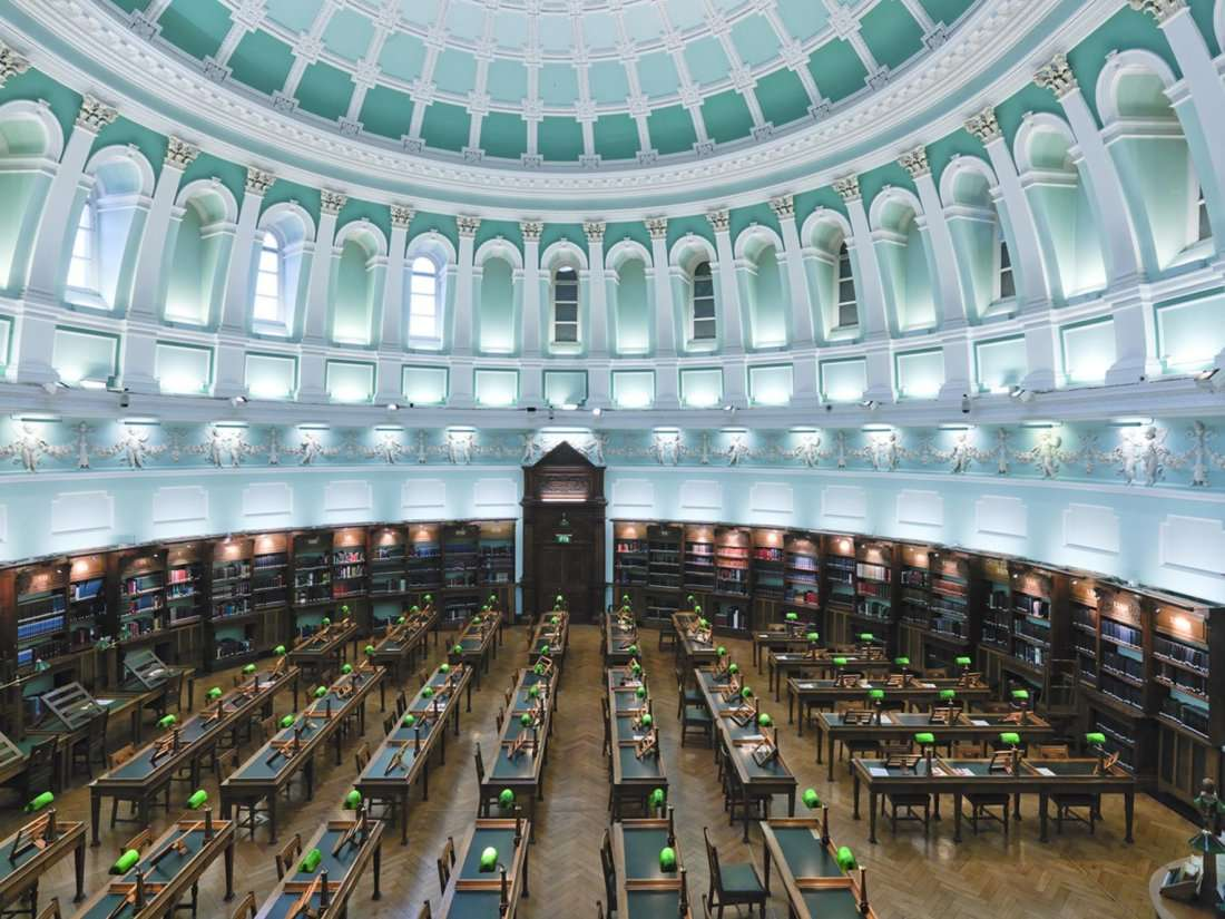 An Italian Bloomsday at the National Library of Ireland