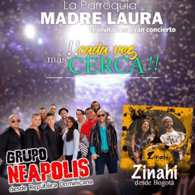Concierto NEAPOLIS &amp ZINAHI
