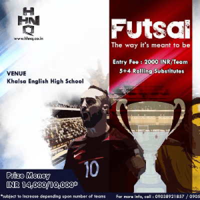 Futsal The Way Its Meant to Be ( Volume 6 )