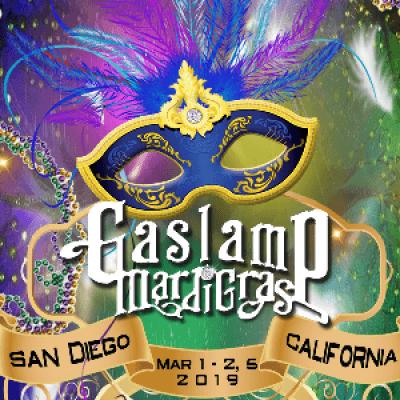 Gaslamp Mardi Gras Hop 2019