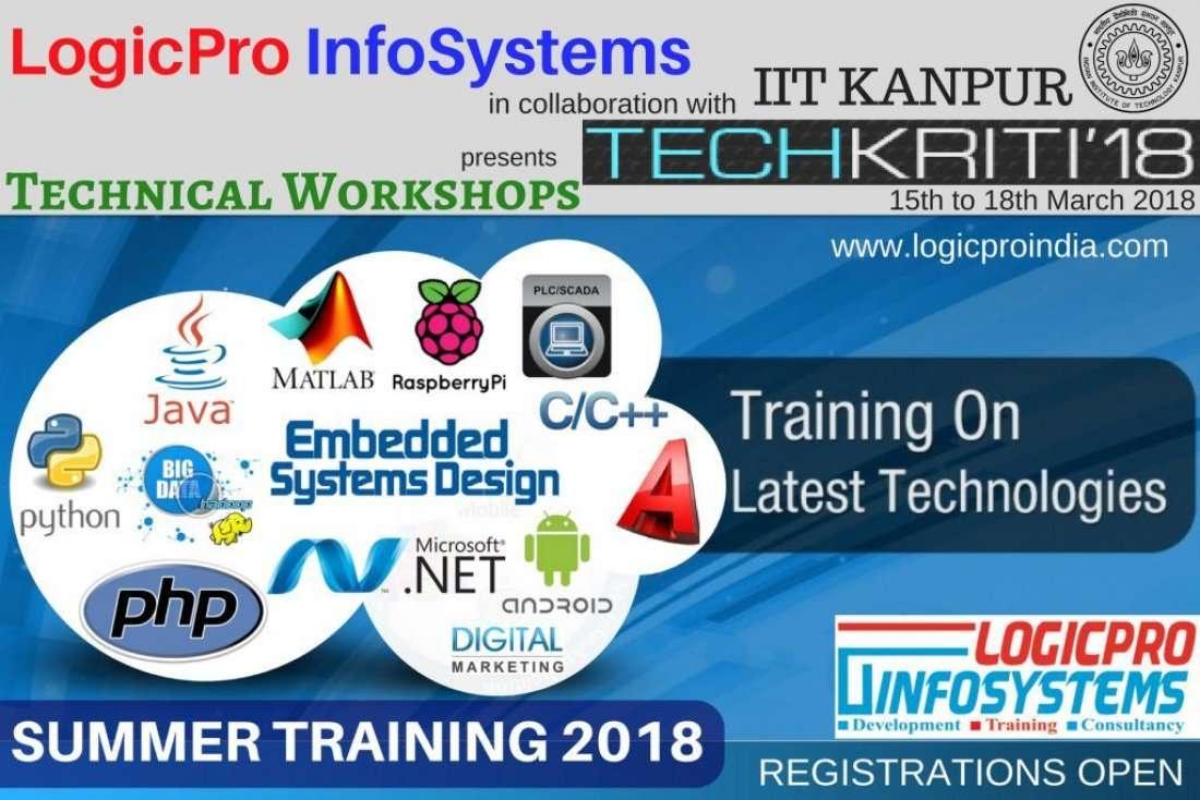 Summer Training  Industrial Training 2018