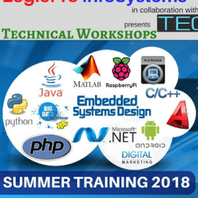 Summer Training  Industrial Training 2018