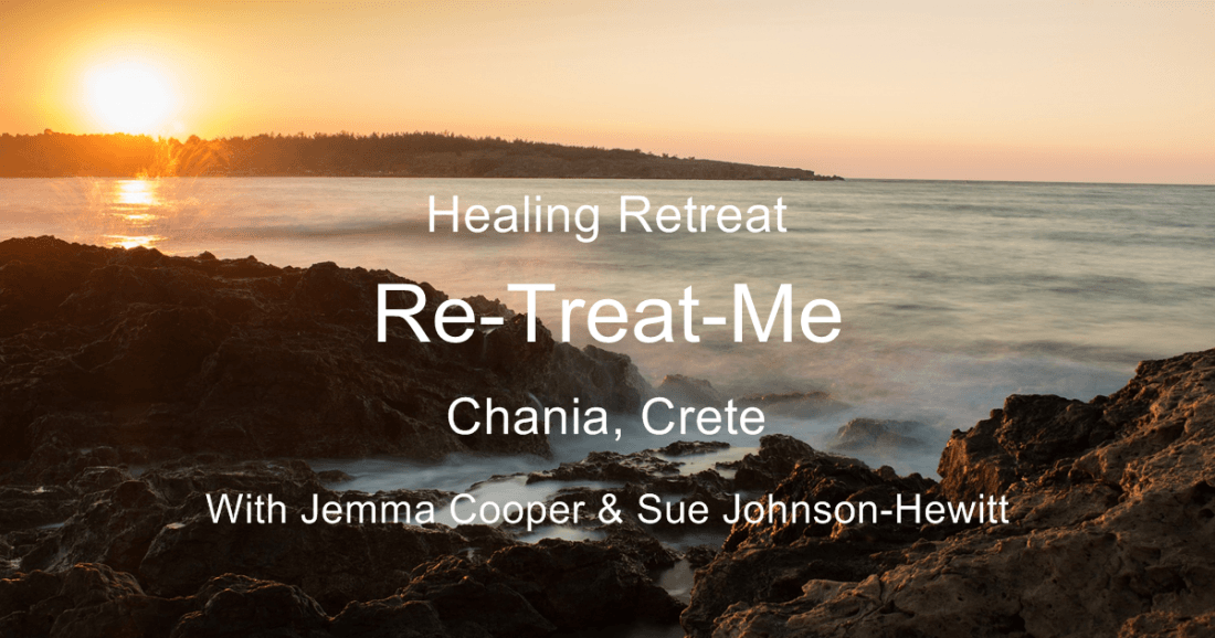 Re-Treat-Me brings you to a beautiful retreat in Greece