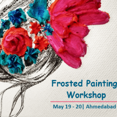 Frosted Painting Workshop