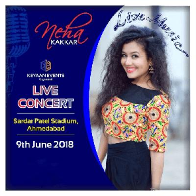 Neha Kakkar - Live Concert