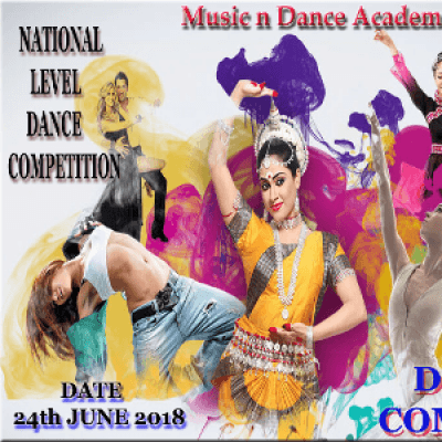 Delhis Biggest National Level Dance Competition