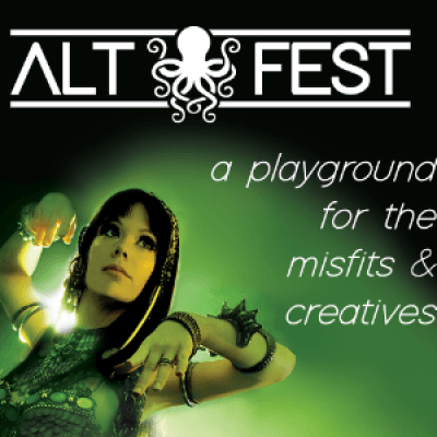 Alt Fest - a playground for the misfits and creatives