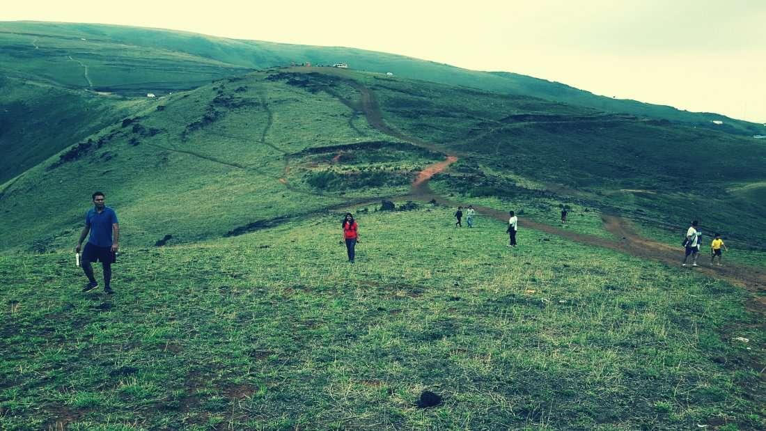 Mullayanagiri Trek and Chikamagalur Sight Seeing